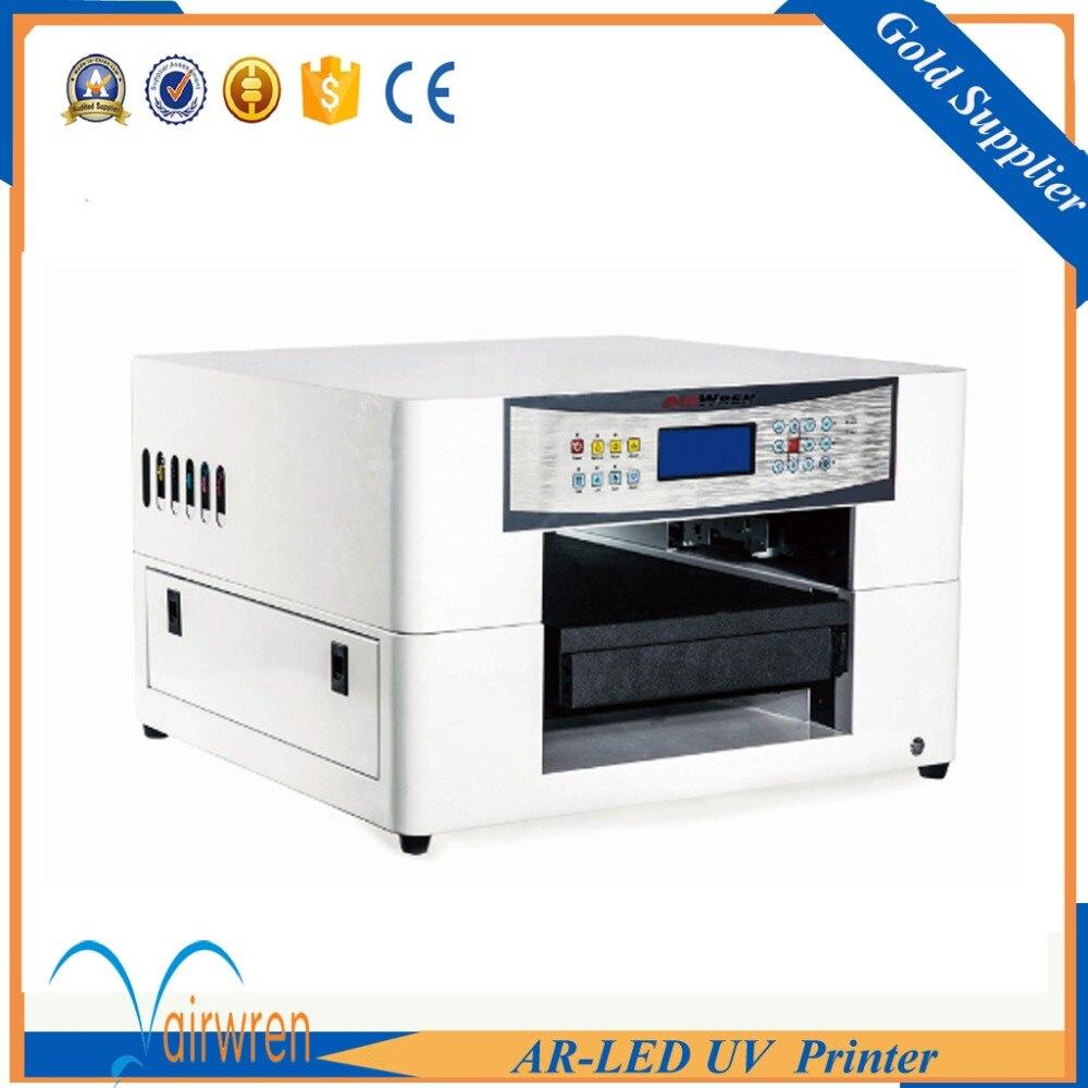 Multi-purpose A3 Size 6color Digital Flatbed Metal Printer, Glass printer UV Led  Printer with water cooling system герметик силиконовый bostik multi purpose silicone a 0 28л прозрачный