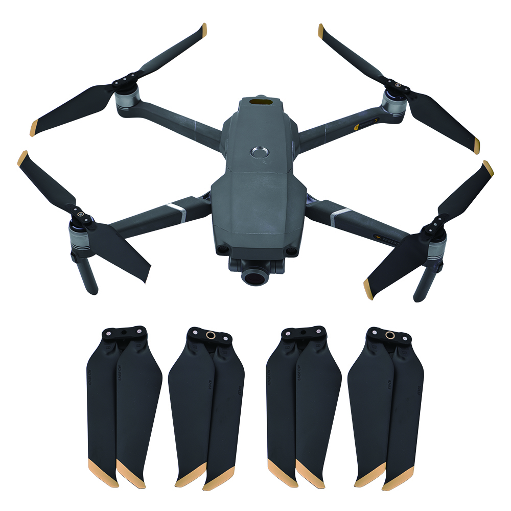 2Pairs Propeller for DJI Mavic 2 Pro Zoom 8743 Low-Noise Props Quick-Release Folding Blade Noise Reduction Prop Drone Accessory2Pairs Propeller for DJI Mavic 2 Pro Zoom 8743 Low-Noise Props Quick-Release Folding Blade Noise Reduction Prop Drone Accessory