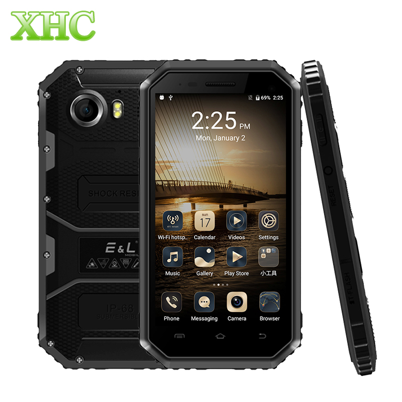E L W6S RAM 1GB ROM 8GB Smartphones 4 5 inch Android 6 0 Quad Core
