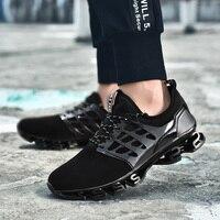 Мужские кроссовки больших размеров 14; Мужская Роскошная брендовая Повседневная обувь; мужские кроссовки; дышащая мягкая обувь для взрослых...