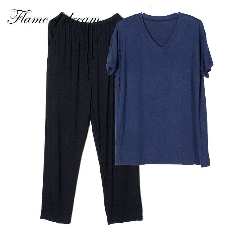 Men's Sleep & Lounge 2018 Sexy Male Pajamas Men Pajama Shorts Pijama Hombre 8159