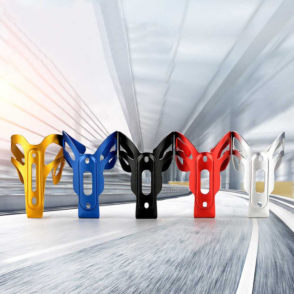 f2953adc08 2019 Cycling Aluminum Alloy Handlebar Water Bottle Holder Cages ...