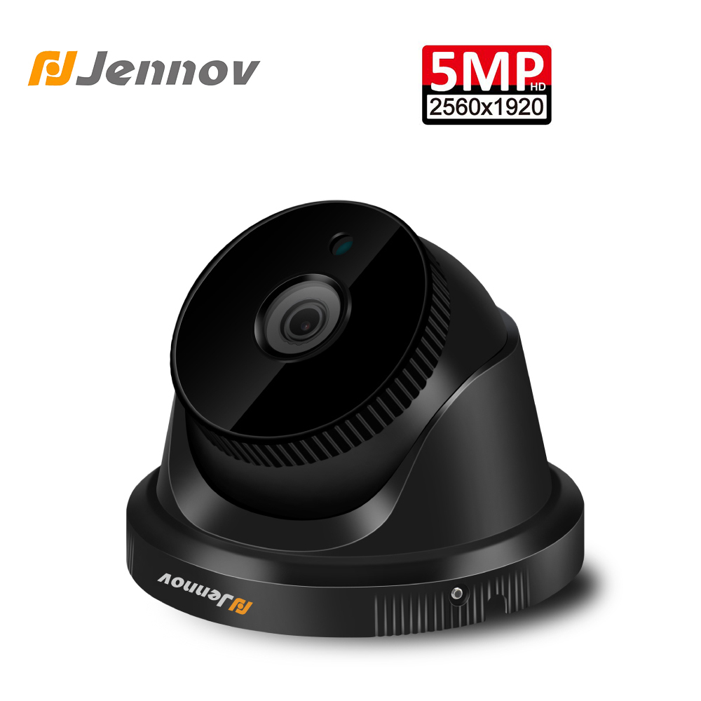 Jennov POE Network P2P Motion Detection HD 5MP H.265 Security IP Camera New Super Onvif Metal Bullet Waterproof CCTV Outdoor h 265 h 264 5mp 4mp 2mp hd 1080p 960p ip camera poe outdoor ip66 network bullet security cctv camera p2p onvif motion detection