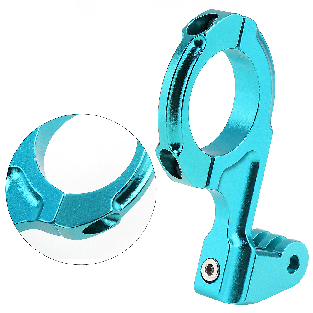 Aluminum Motorcycle Bicycle Handlebar Camera Mount Clamp Gopro Hero 2/3/3+/4 Bike Holder Adapter
