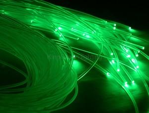 20PCSX 2,5 мм X 2 метра высокое качество конец свечение ПММА пластик Оптическое волокно кабель для украшения освещения Бесплатная доставка