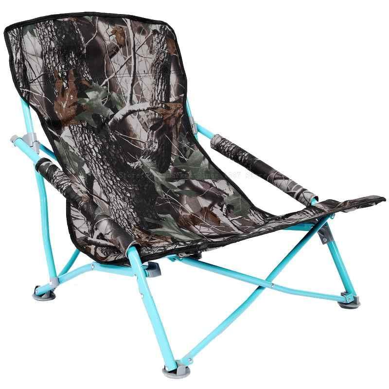 כיסא מתקפל חיצוני רב תפקודי למבוגרים מיני-נייד כיסא כיסא החוף עצמי נהיגה שחייה נמוך שרפרף שכיבה C