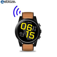 Zeblaze THOR4 Pro 1.6 inch Android7.1.1 MTK6739 Quad Core 1G+16G Smart Watch with WIFI BT 5.0MP Camera Wristwatch