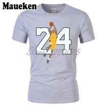 Men Kobe Bryant 24 T-shirt PU27