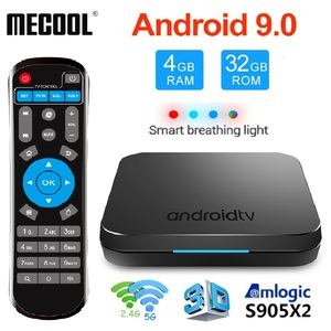 MECOOL KM9 DDR4 Android 9.0 Sm