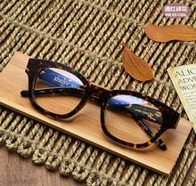 22cdb2aa6ae Full frame neutral authentic Japanese hand-made texture plate retro glasses  frame anti-blue