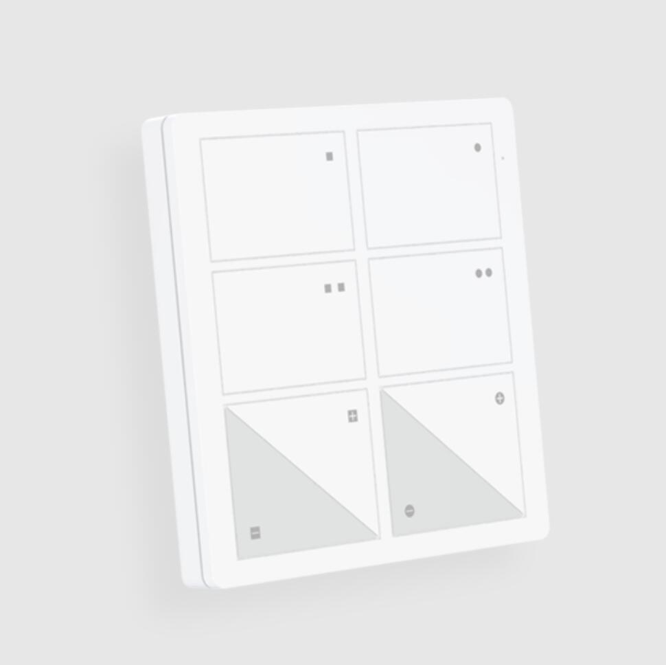 2018 orvibo interruptor de etiqueta inteligente-zigbee interruptores de controle sem fio homemate app suportado