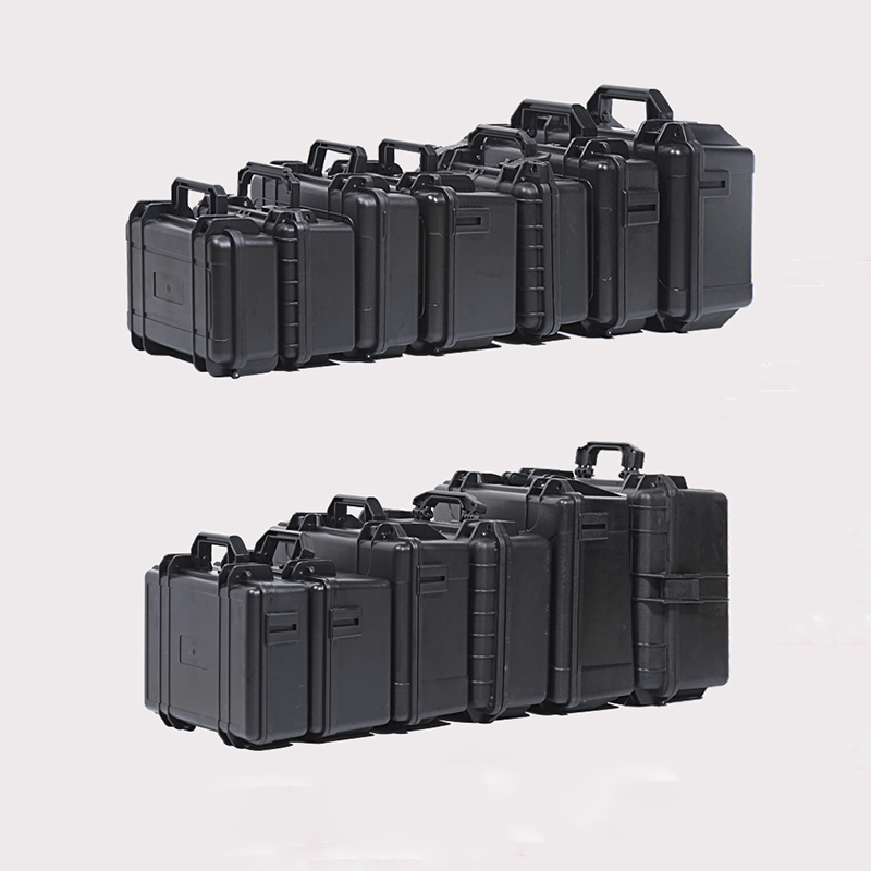 Portable Toolbox Instrument Tool Box Protective Safety Box Waterproof Dry Sealed Box Equipment Suitcase ABS Safety Toolboxes