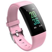 Women's Blood Pressure Heart Rate Shock Smart Watch Bluetooth Pedometer Waterproof Sports Wristwatches Clock Relogio Feminino
