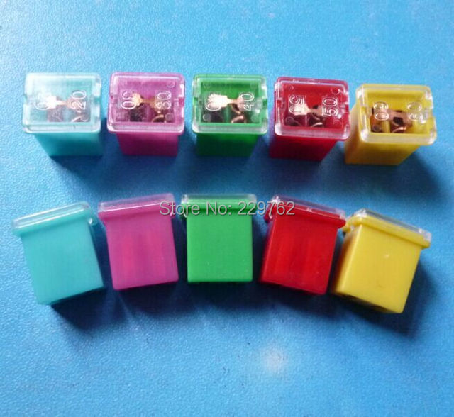 Free shipping 5PCS high quality 20A 30A 40A 50A 60A car fuse link auto fuse box_640x640 aliexpress com buy free shipping 5pcs high quality 20a 30a 40a 20a fuse box at creativeand.co