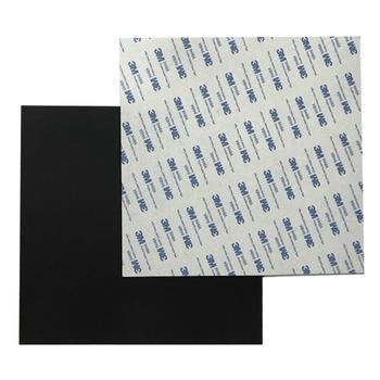 ENERGETIC New Flex Magnetic Hot Bed taśma termiczna papier z klejem 3M do drukarki 3D Hot Bed Square 203 220 235 310 330 350mm tanie i dobre opinie FLEXBED Heat Paper magnetic heated paper 3D printer heated bed Black 3d printer hot bed sticker