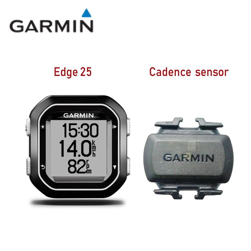 GARMIN Edge 25 GPS+GLONASS Enabled Bicycle Computer Speedometer IPX7 Waterproof  Original garmin Bicycle Watch