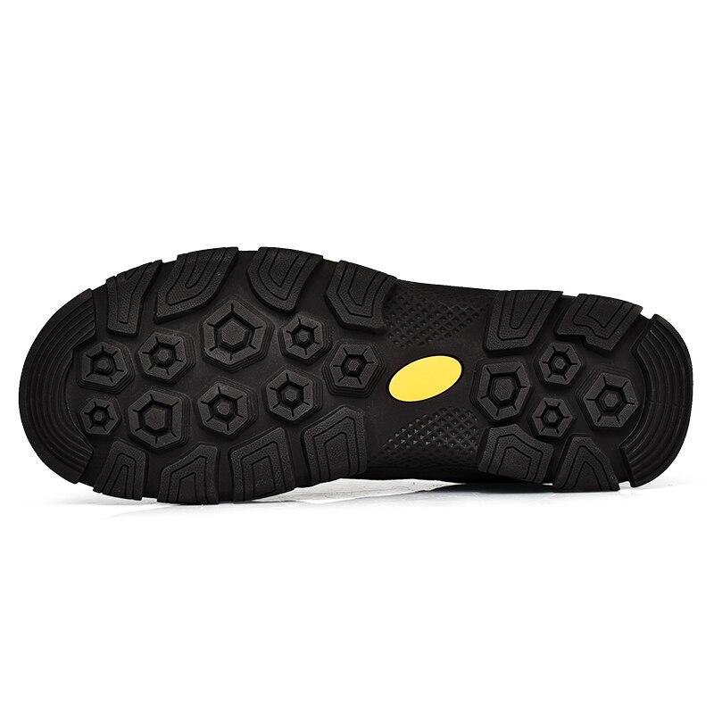 Hommes Pour En Rétro khaki Bottes Véritable Hommes Cheville Automne Chaussures Qualité Mode Top Style Brown Cuir qOS8SfB