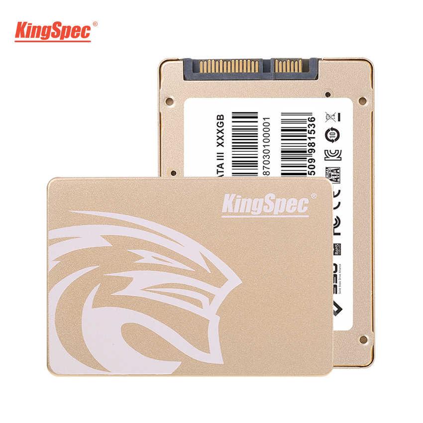 KingSpec SSD hdd 2.5 SATA3 SSD 120gb ssd 240 gb 480gb ssd 1TB 2TB wewnętrzny półprzewodnikowy dysk twardy do laptopa dysk twardy pulpit
