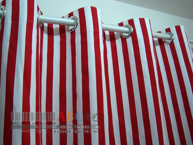 ộ_ộ ༽Ls-cl-015 banda Rossa e bianca 2.5 cm 100% tela di cotone ...
