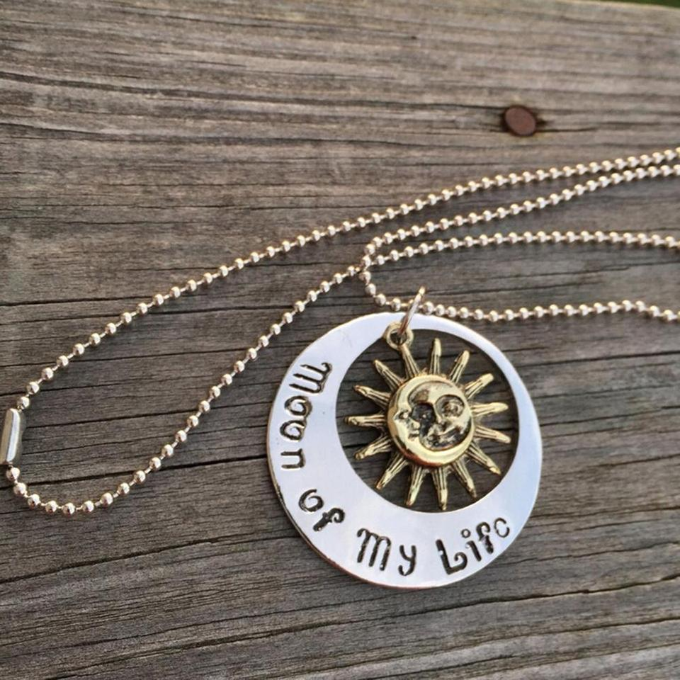 Game Of Thrones Moon Of My Life My Sun And Stars Pendant Necklace Women Lady Necklaces Game Of Thrones Moon Game Of Thronesgame Of Aliexpress