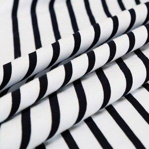 Image 4 - Men Pajamas Cotton Round Collar Men Short Sleepwear Suits 2 Pieces Summer Striped Pajamas Sets Soft Comfortable Pijamas Homewear