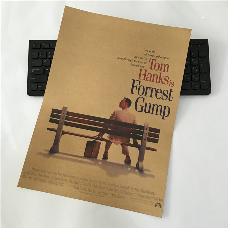 Forrest gump movie review essay