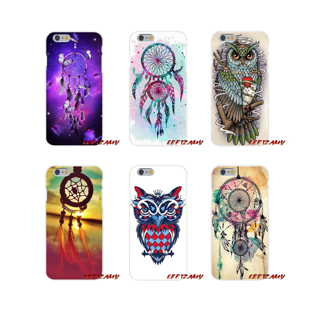 Phone-Shell-Covers Owls-Accessories Samsung Galaxy Dream Catcher S9 Plus For S3 S4 S5