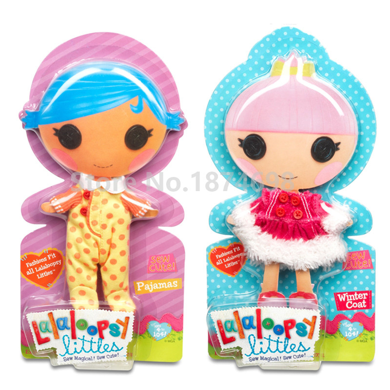 Lalaloopsy Littles Doll Fashion Pack Apparel Clothes ...