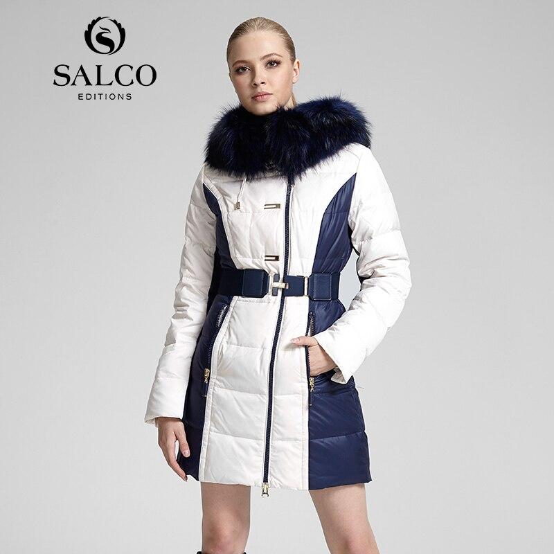 SALCO el nuevo hit 2016 cultiva su moralidad collares mapache Bump color  cultiva su moralidad incluso casquillo en largo abajo chaqueta 752ea1c990e