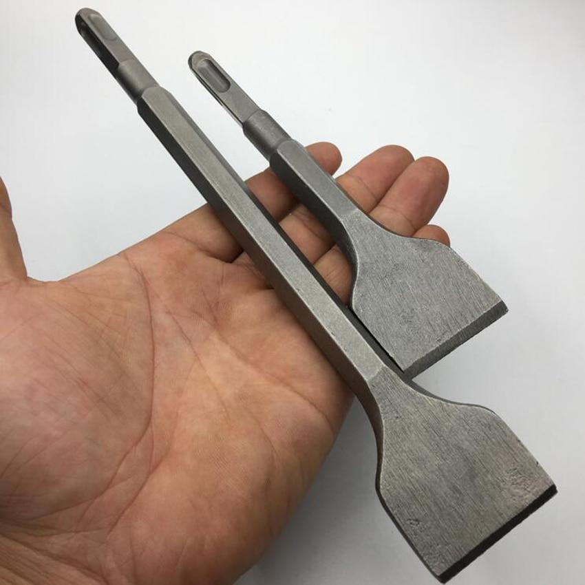 Mini trapano elettrico a scalpello a martello quadrato 150MM / 250MM - Punta da trapano - Fotografia 5
