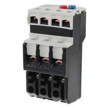 3 polak 3 P ochrony silnika termiczny przekaźnik przeciążeniowy 4-6A 1 NO 1 NC