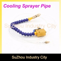 High Quality Cooling Sprayer Mist Coolant Lubrication Spray System For Air Pipe CNC Lathe Milling Drill