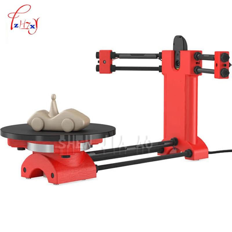 Home use DIY  mini 3d scanner kit, designer and DIY 3D basic engineer scanner set diy 3d Scanning picaso 3d designer