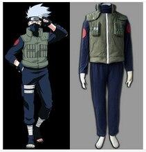 Halloween costume adult font b naruto b font Hatake Kakashi font b cosplay b font costume