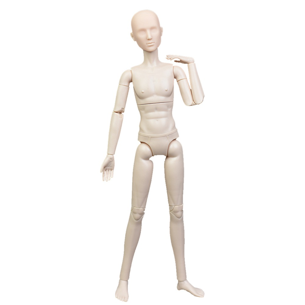 31cm Male Doll White Skin Boy Doll with 20 joint movable for 1 6 Xinyi boyfriend Prince 30cm Boy Bridegroom Doll in Dolls from Toys Hobbies