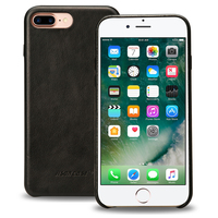 Jisoncase Genuine Leather Case For IPhone 7 Plus 5 5 Inch Ultra Sim Back Case For