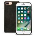 Jisoncase estojo de couro genuíno para iphone 7 plus luxo capa original caixa do telefone de couro ultra sim para iphone 7 plus 5.5 polegadas