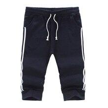 2015 новый Большой размер м-5xl мужская свободного покроя шнурок карманы в целом хлопок промывают шорты бермуды Masculina дешевую одежду K888(China (Mainland))