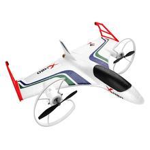 Rc 3d aerobatic avião de controle remoto vertical decolagem pouso asa fixa avião parque ao ar livre aeronaves brinquedos zangão