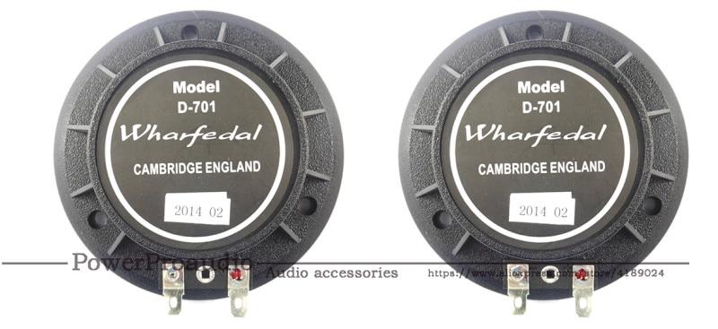 2 шт./лот Hiqh качество замена диафрагмы для Wharfedale Titan D 701-in Аксессуары для аудиосистем from Бытовая электроника on AliExpress - 11.11_Double 11_Singles' Day