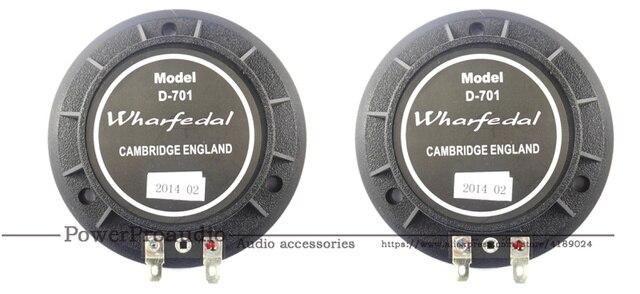 2 TEILE/LOS Hiqh Qualität Ersatz Membran Für Wharfedale Titan D 701