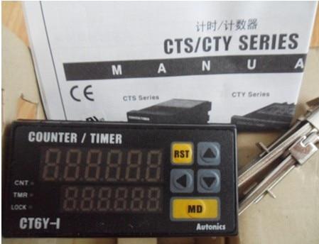 NEW Original Counter CT6Y-I AC220NEW Original Counter CT6Y-I AC220