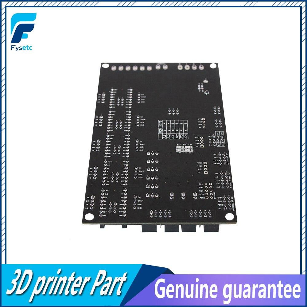 Mais Recente Impressora 3d V14 Mks Gen Placa De Controle Mega 2560 Ramps14 R3 Reprap Motherboard Compatvel Com Usb Para