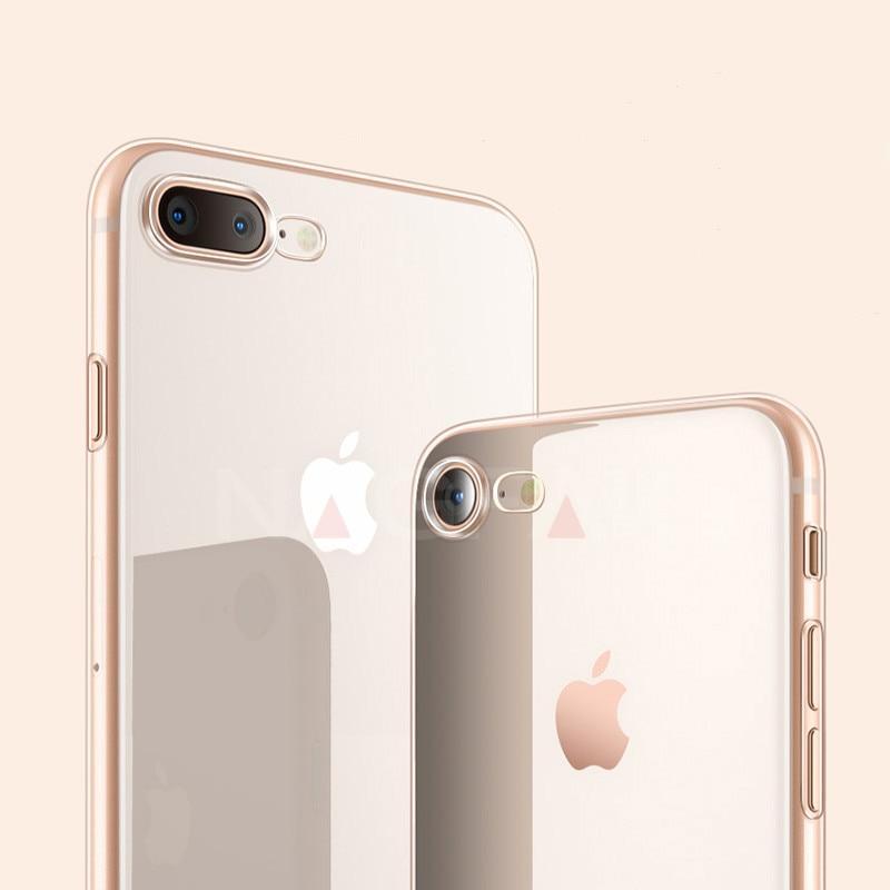 iPhone 6/6S Plus Capa Ultra-Fina 0.3