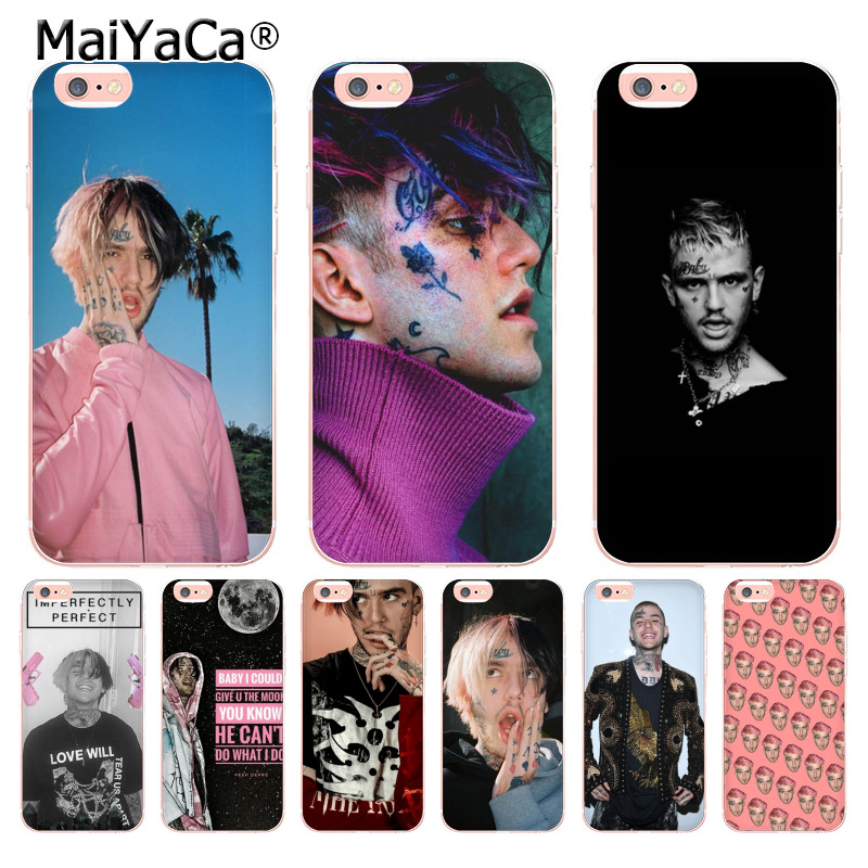 MaiYaCa <font><b>Lil</b></font> <font><b>Peep</b></font> <font><b>Lil</b></font> Bo <font><b>Peep</b></font> Transparent phone <font><b>case</b></font> for <font><b>iphone</b></font> 11 Pro <font><b>8</b></font> 7 6 6S Plus X 10 5 5S SE XS XR XSMAX image