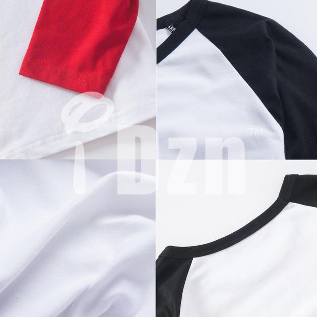 iDzn New Women's Casusl T-shirt TRXYE Troye Sivan Troy music viral Pattern Raglan Long Sleeve Girls cotton T shirt Lady Tee Tops