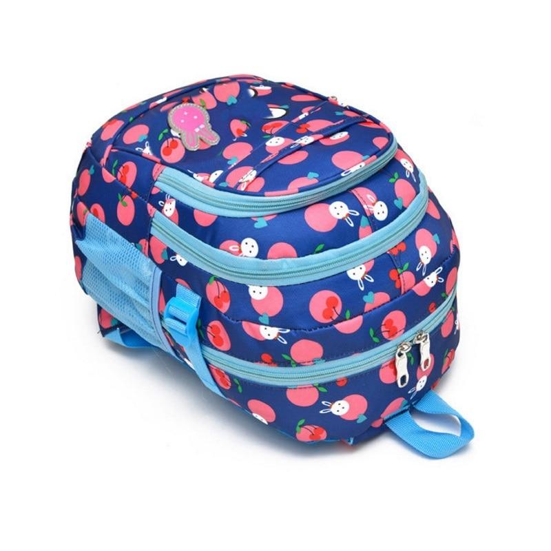 VZ Orthopedic backpack for girls lovely school bag back pack kid s backpack  children laptop bag waterproof book bags rucksack-in School Bags from  Luggage ... b2c3439495