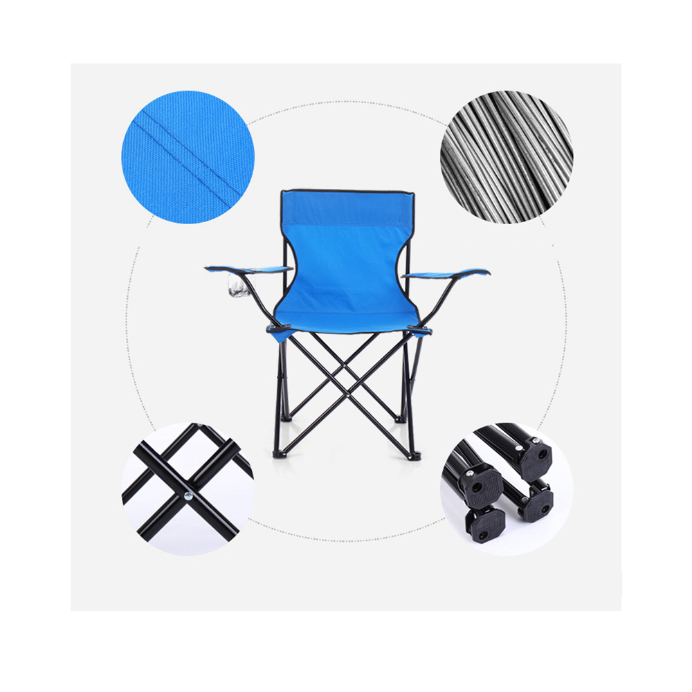 Nouveau extérieur BBQ jardin tissu Mini paresseux pliant offre spéciale extensible personnalisé loisirs chaise tabouret ensemble pour adultes enfants