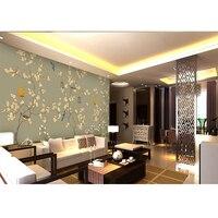3D Custom Mural DIY Wallpaper For Walls Bedroom Living Room TV Background Moon Floral Adhesive Wall