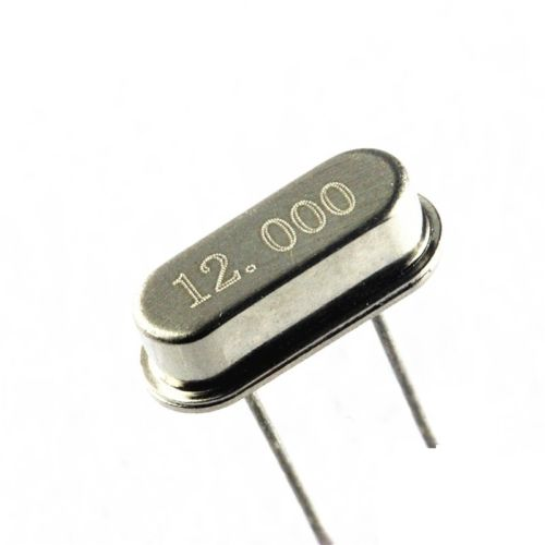 20Pcs 12.000MHZ 12MHZ 12M HZ HC-49S Crystal Oscillator New